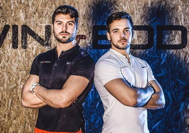 riccardo aimini marco magnani fitness twin body