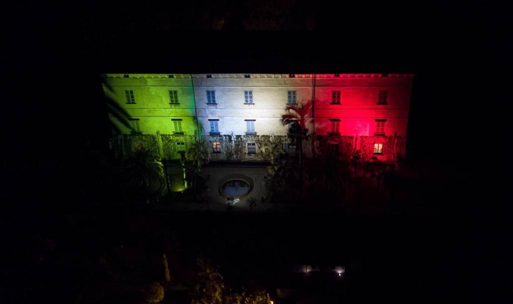 Rocca e isole tricolore