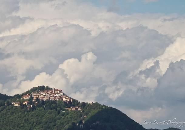 Sacro Monte nella foto di Luca Leone