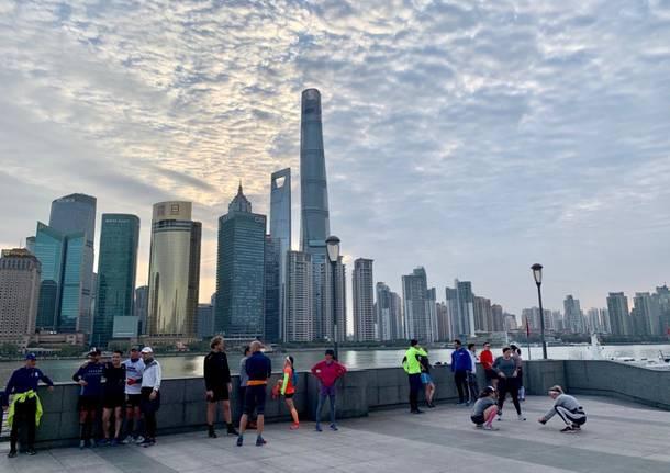 La vita a Shanghai a fine marzo 2020