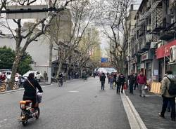 Shangai marzo 2020