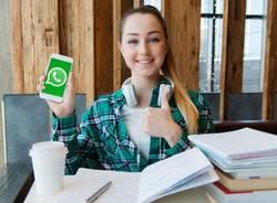 studenti whatsapp