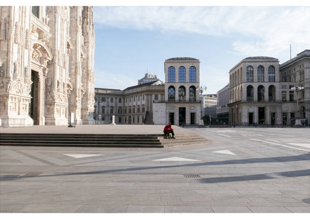 Cento fotografi per l'ospedale di Bergamo