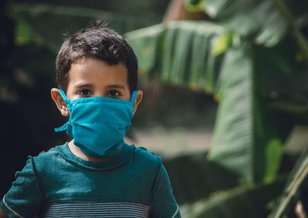 bambini mascherine
