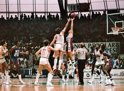 basket trofeo ciaocrem varese new jersey nets 1984 - foto di VareseSport
