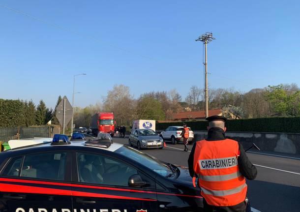 Carabinieri, proseguono i controlli