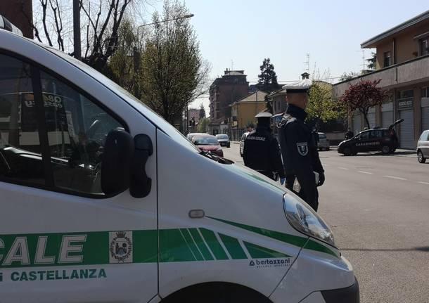 controlli polizia castellanza