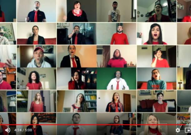 coro divertimento vocale gallarate musica canto