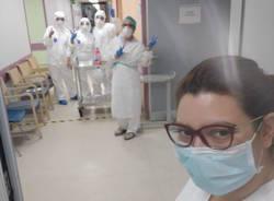 coronavirus - infermieri