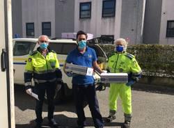 Cumdi, il coronavirus non ferma la solidarietà: donate altre 4 mila mascherine