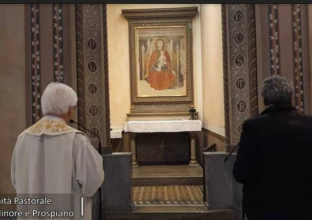 preghiera madonna gorla