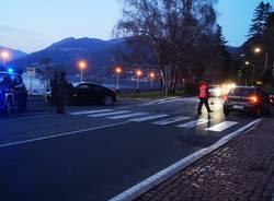 controlli carabinieri notte posto di blocco