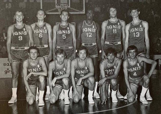 grande ignis basket 1970