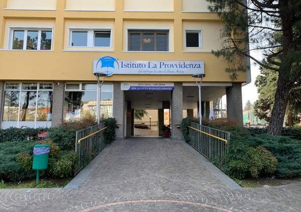 Istituto la provvidenza busto arsizio