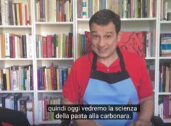 La carbonara scientifica di Dario Bressanini