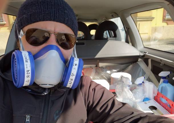 Maschere riutilizzabili per proteggere medici di base, Usca e operatori sanitari