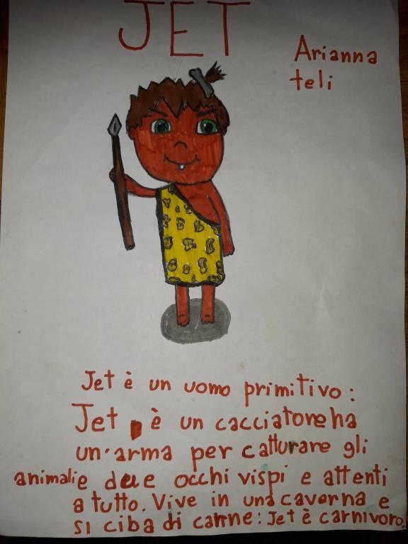 Mascotte Varese 4U Archeo