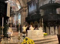 messa pasqua 2020 basilica san vittore