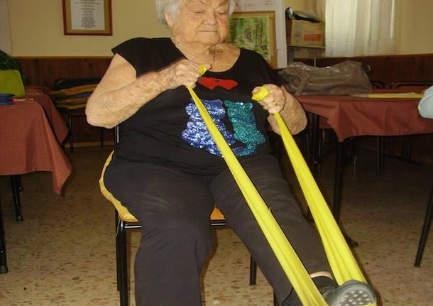 nonni ginnastica anziani cskba busto arsizio