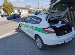 polizia Lonate Ferno