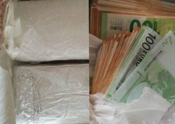 spaccio cocaina