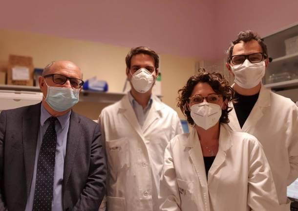 test salivare per ricerca coronavirus