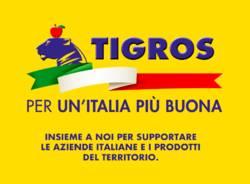 Tigros per un'italia più buona