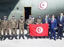 Tunisia a Malpensa coronavirus