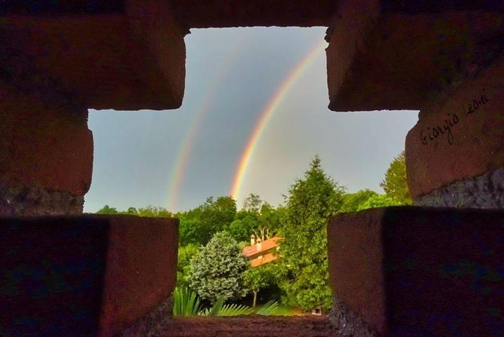 2 maggio 2020: l'arcobaleno dei lettori
