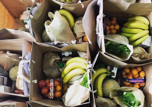 associazione Whitemilkfoundation Onlus distribuzione beni prima necessità