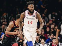basket norvel pelle philadelphia 76ers nba
