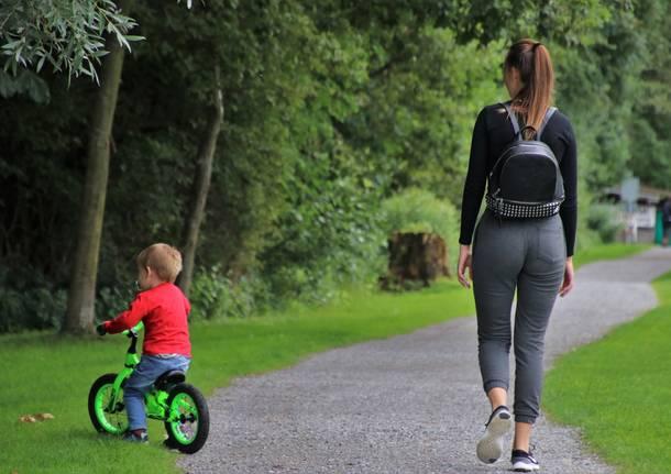 bici ciclabile bambini