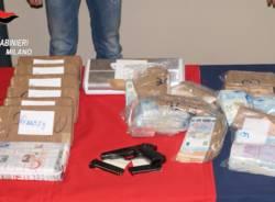 carabinieri legnano sequestro cocaina