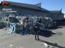 carabinieri noe traffico rifiuti