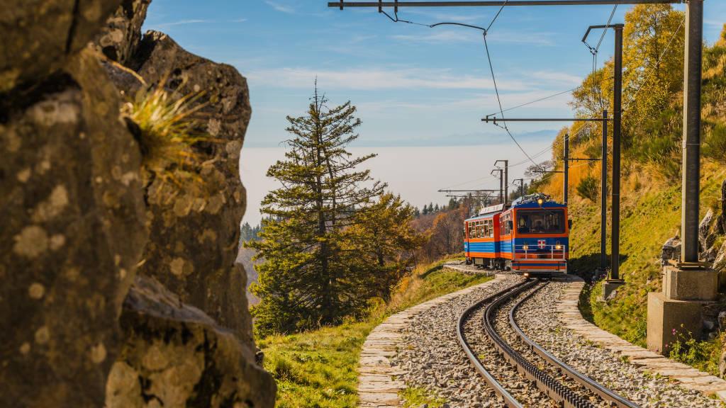 La ferrovia del Monte Generoso