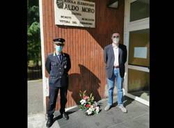 Commemorazione di Aldo Moro Canegrate
