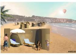 Da tre giovani architetti varesini un  progetto per la spiaggia post Covid