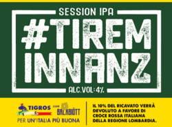 etichetta birra #tireminnanz tigros balabiott