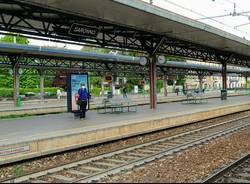 Fase 2: la situazione alla stazione di Saronno