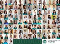 foto fine anno studenti medicina insubria
