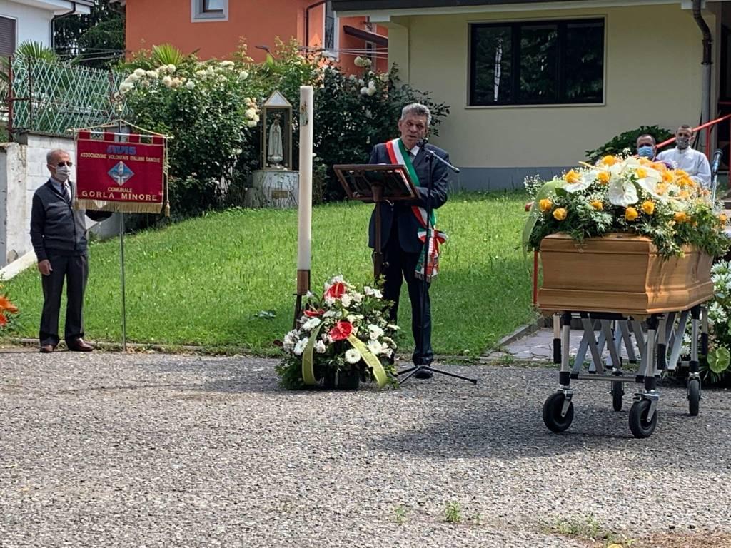 funerale bruno nicola gorla minore