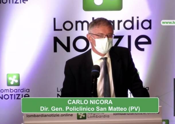 Coronavirus: 10 positivi nelle Marche, nessuno in provincia di Ancona