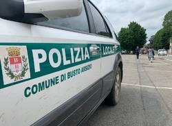 polizia locale busto arsizio