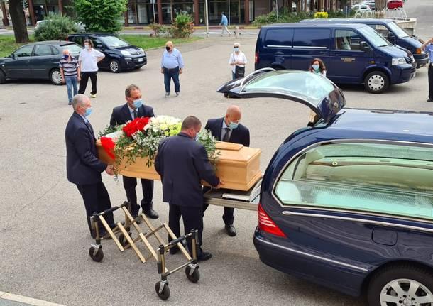 Legnano ha dato l'estremo omaggio alla staffetta partigiana