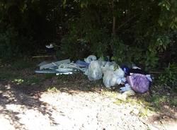 rifiuti boschi gallarate