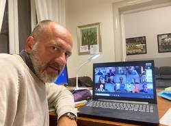 gianni montano consiglio comunale olgiate olona videoconferenza