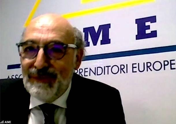 Giuseppe Albertini nuovo presidente di aime