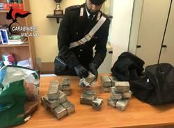 hashish carabinieri rho