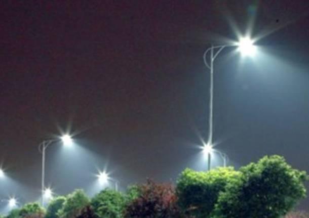 illuminazione pubblica