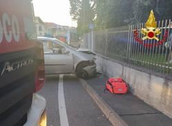 incidente a Malnate